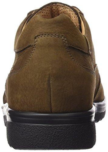 GanterERIC, Weite G - Scarpe stringate Uomo Marrone (brun (mocca 2900))