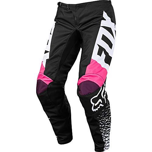 Fox Pants Junior Lady 180, Black/Pink, Größe 28 Fox Motocross Hose