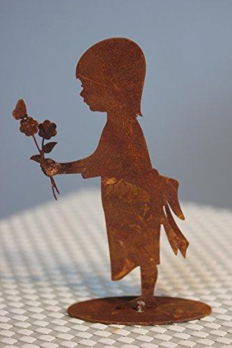 'Conny Enfant sur plateau métallique \