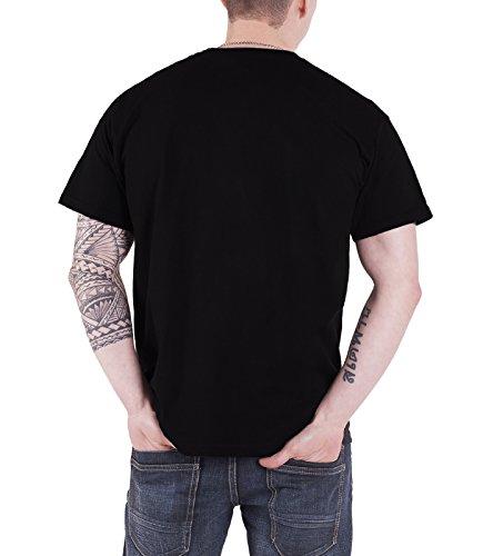 Bring Me The Horizon Herren T Shirt Schwarz Thats The Spirit band logo offiziell Schwarz