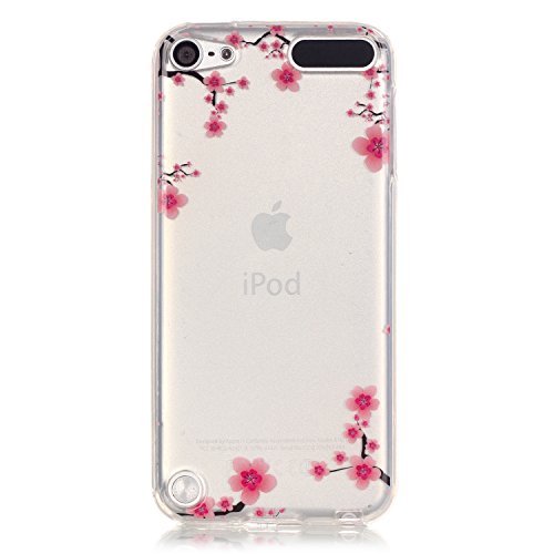 GUT® Ipod Touch 5 Fall, Ipod Touch 6 Fall Red Peach Design-Case für iPod Touch 5 / Touch - Kinder-ipod 5 Fällen