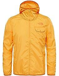 North Face M Tanken Windwall Chaqueta, Hombre, Naranja (Zinnia Orange), XXL