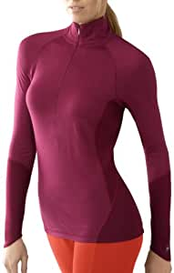 Smartwool NTS Lightweight Women's Long-Sleeved Top purple Purple Size:XS