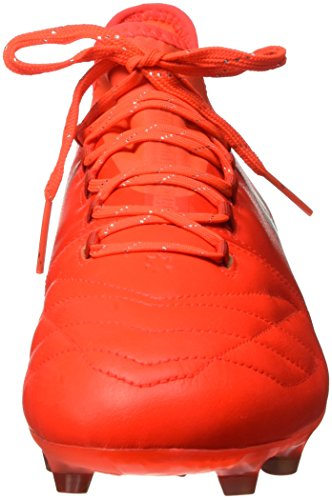 adidas X 16.2 FG Leather, Chaussures de Football Homme Rouge