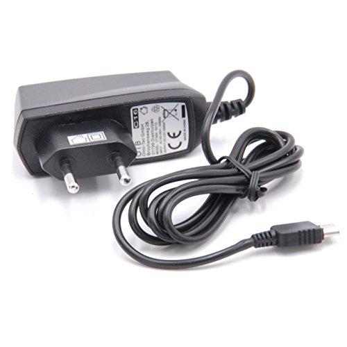 vhbw 220V Netzteil Ladegerät Ladekabel für Nintendo DS Lite.