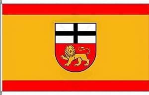 Bannerflagge Bonn - 120 x 300cm - Flagge und Banner