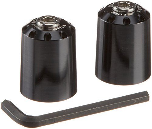 Puig 5618N Contrapesos Aluminio, Color Negro