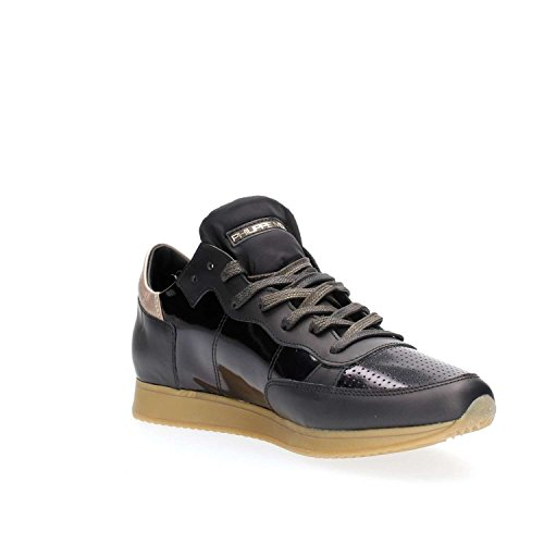PHILIPPE MODEL PARIS TRLD WY05 TROPEZ LD WORLD SNEAKERS Donna Nero