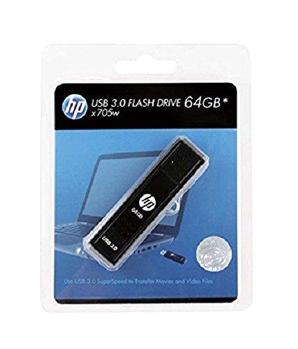 HP x705w USB 3.0 / 2.0 Pen Pen Drive 64GB Pendrive - 2 Years Warranty 64 GB