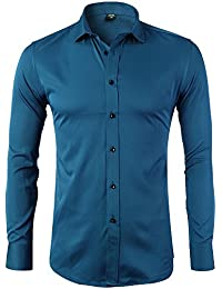 9afbb2a41f Amazon.es  Turquesa - Camisas   Camisetas