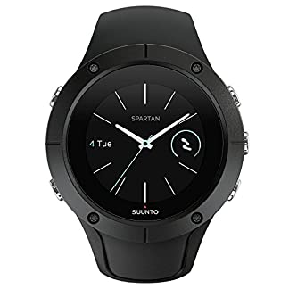 Suunto Spartan Trainer Wrist HR – Reloj GPS Multideporte, Unisex