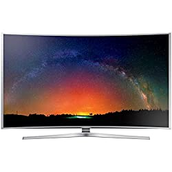"Samsung UE55JS9000T 55"" 4K Ultra HD Compatibilidad 3D Smart TV Wifi Plata - Televisor (4K Ultra HD, A, 3840 x 2160, Plata, 3840 x 2160 Pixeles, CMR (Clear Motion Rate))"