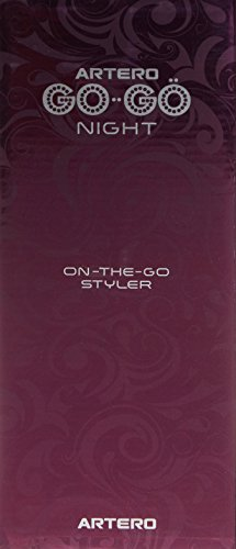 Artero Go-Go Night - Plancha para pelo sin cable
