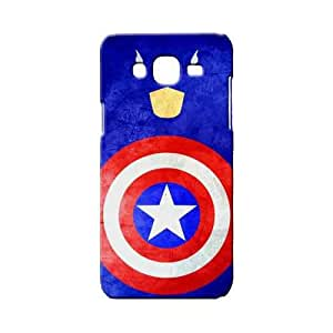 BLUEDIO Designer Printed Back case cover for Samsung Galaxy A5 - G0333