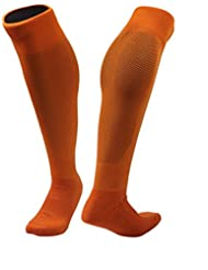 SLBGADIEME Knee High Football Sock Lightweight Quick Drying Comfortable Hose Sport Stocking Sweat Easily Sock