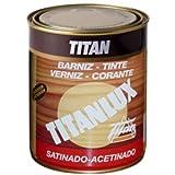 TITAN SPRAY BARNIZ CUADRO SATINADO 200ML