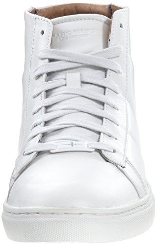 Skechers Culver, Sneaker Basse Uomo Bianco