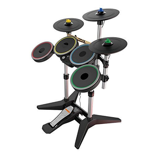 Rock Band 4 Wireless Pro-Drum Kit for Xbox One by Mad Catz (Band Rock Xbox Drums)