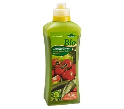 Dehner Bio Gemüsedünger, 1 l, für ca. 90 l von Dehner - Du und dein Garten