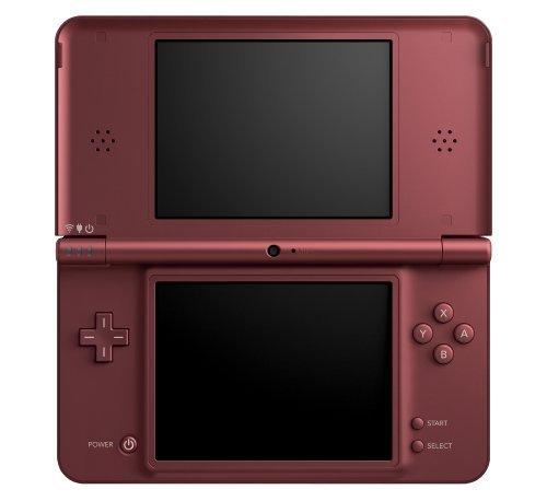 Nintendo DSi XL - Konsole, bordeauxrot (Konsole Ds Nintendo Xl)