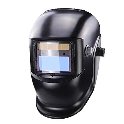 TQ Solar Auto Verdunkelung Elektroschweißhelm Maske Solar Schweißfilterhelm für Schweißgerät -