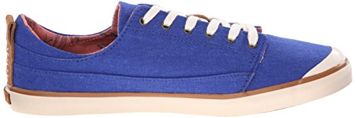 Reef Girls Walled Low, Chaussures Femme Bleu - Azul (Blue)