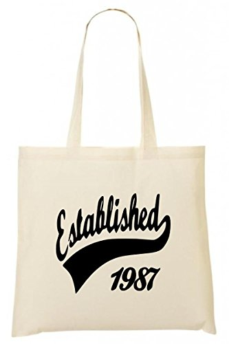 30th Birthday tote bag 287n