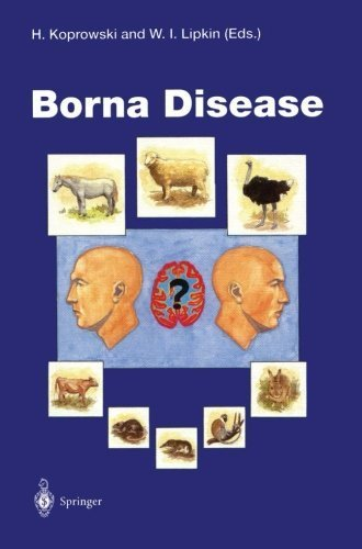 Borna Disease (Current Topics in Microbiology and Immunology) (2013-10-04) par unknown