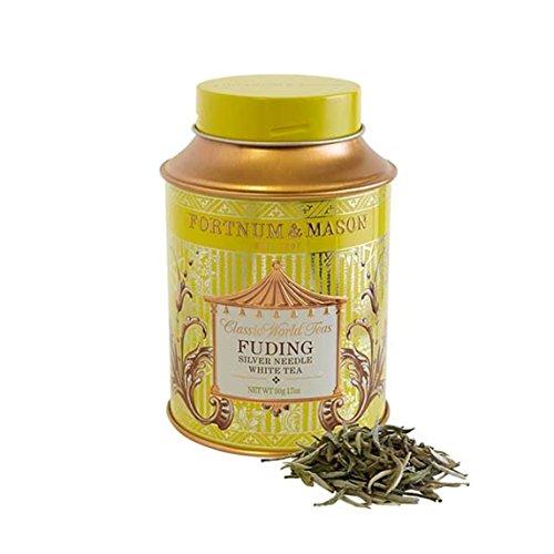 FORTNUM & MASON - Fuding Silver Needle White Tea (Fuding-Silber-Nadel-weißer Tee) - 50gr Dose (Lose blatt)