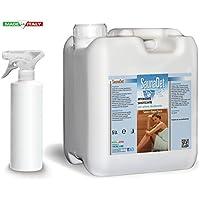 Limpiador y Desinfectante para sauna a base natural–saunadet 5litros–Envío immediata