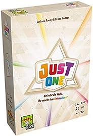 Asmodee Just One, Grundspiel, Partyspiel, Spiel des Jahres 2019, Deutsch