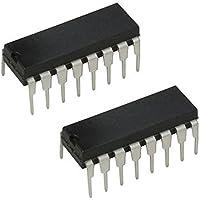 2 x ULN2003A NPN corriente de alto voltaje Darlington Transistor Array ULN2003 IC