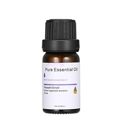 Lilideni 10 ml Minze reines ätherisches Öl für Humidifier Aromatherapie Home Schlafzimmer Bar Club Massage -