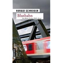 Blutbahn: Palzkis sechster Fall (Kriminalromane im GMEINER-Verlag)
