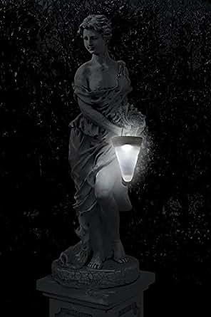 """Designer LED Solarleuchte """"schwebendes Licht"""", Solarlampe, Gartenstrahler, Aussenleuchte, Solar Laterne, Gartenlampe, Stecklampe, Solar Garten Licht, Gartenlampe, Solar LED Leuchte, Solar LED Lampe, ideal als Gartenbeleuchtung"""