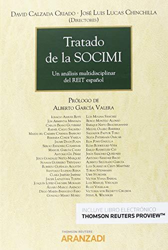 Tratado de la SOCIMI (Papel + e-book): Un análisis multidisciplinar del REIT español. (Gran Tratado)