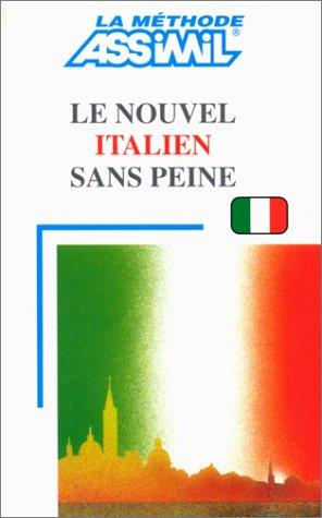 Nouvel Italien sans peine (Livre)