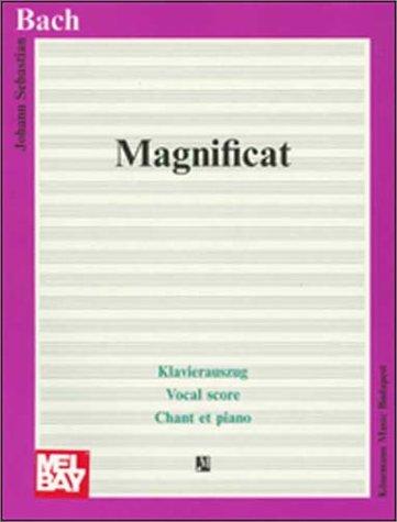 Bach: Magnificat (Partitions Solo)