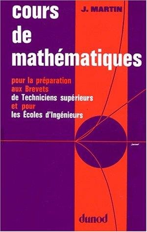 COURS DE MATHEMATIQUES. 3ème édition