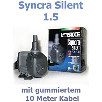 Pumpe Sicce Syncra Silent 1.5 Outdoor