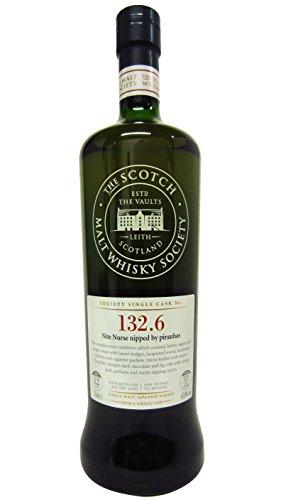 Karuizawa (silent) - Scotch Malt Whisky Society SMWS 132.6 - 2000 12 year old Whisky