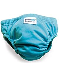 Bambinex Swim Nappy 032097, Blue, Large