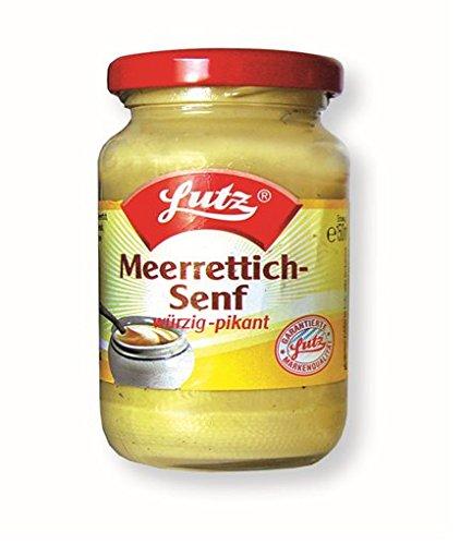 Lutz Meerrettich-Senf 200 ml