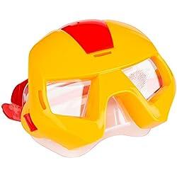 Eolo Colorbaby Masque de plongée pour Enfant Ironman