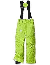 Geographical Norway Wilson–Pantalón de esquí para niño, color Varios colores - Kiwi/royal, tamaño 12 años