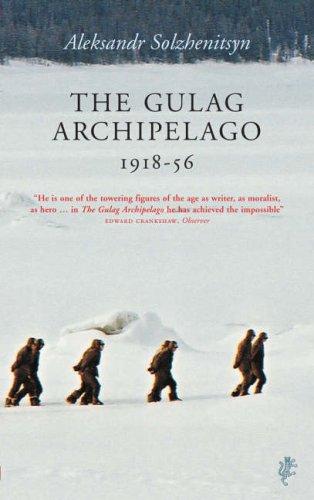The Gulag Archipelago Cover Image