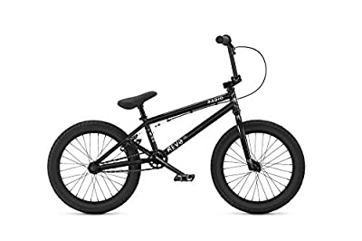 "Radio Revo 18"" 2019 Freestyle BMX Fahrrad (17.55"" - Schwarz)"