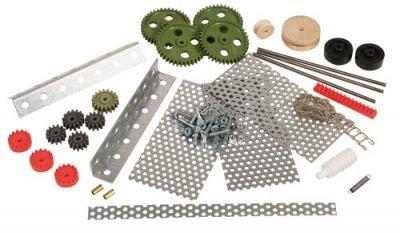Lernprogramm Getriebe-Technik Bausatz und Lernspielzeug K96062 Bausatz für Kinder und Jugendliche