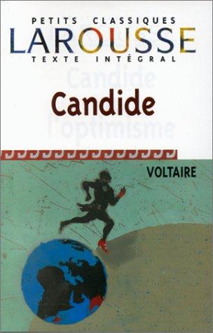 Candide ou l'Optimisme : Texte intégral par Voltaire, Jean Goldzink