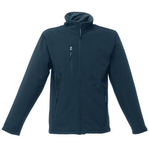 Regatta Octagon 3-Layer Softshell-Jacke TRA656 Marineblau